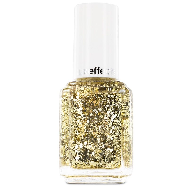 Essie Gold Nail Polish: Gold Glitter Nail Polish Essie