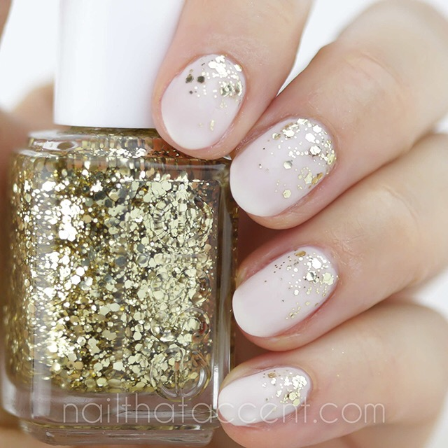 Essie Gold Nail Polish: Reese Witherspoon Draper James