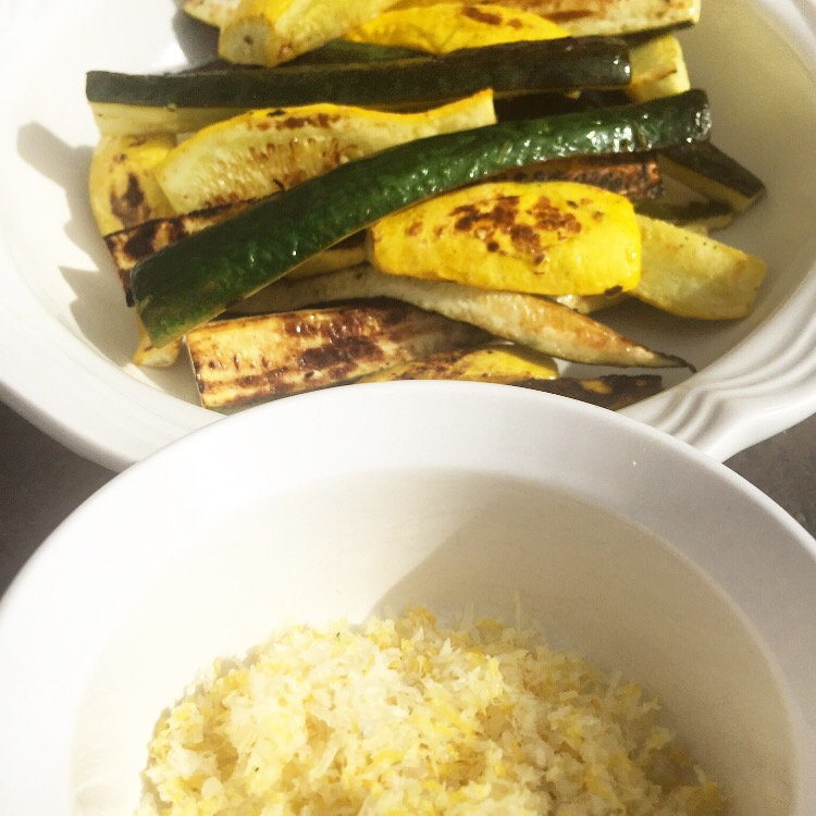Grilled Zucchini and Squash with Lemon Salt - Jen Chooses ...